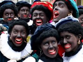 Zwarte Piet bij Hullie